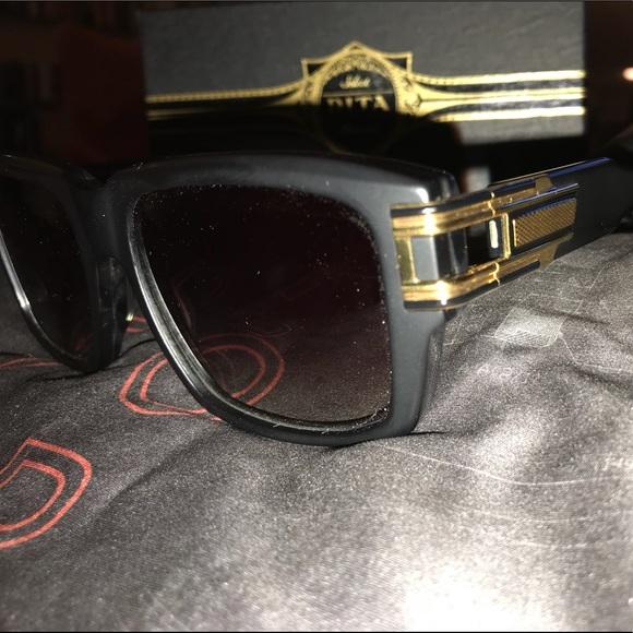 22fa28734d Dita Mach Grandmaster-Two Matte Black sunglasses